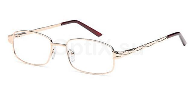 Gold SIG 015 Glasses, Sigma