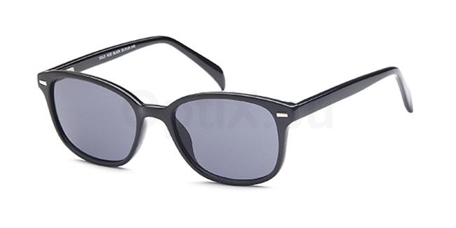 Black W35 Sunglasses, Solo Collection