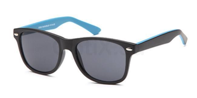 Black/Blue KS500 Sunglasses, KIDS Sun