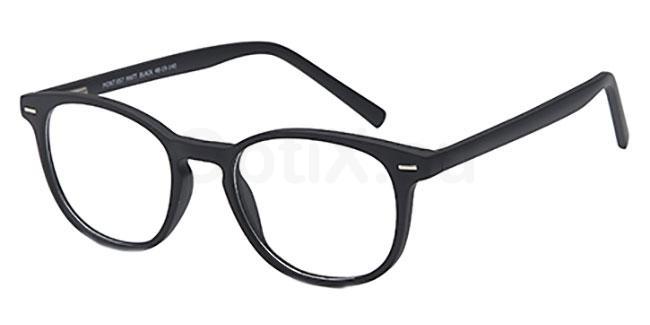 Matt Black MONT857 Glasses, MONTEREY TEENS