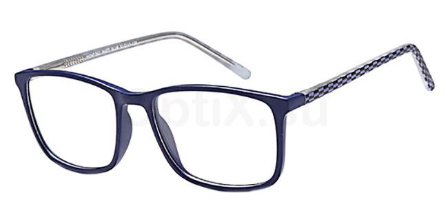Matt Blue MONT861 Glasses, MONTEREY TEENS
