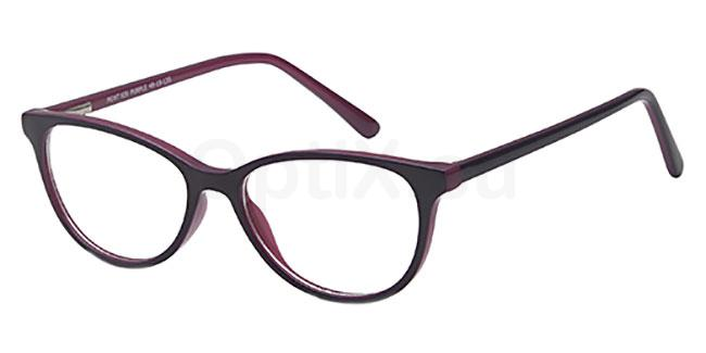 Purple MONT926 Glasses, MONTEREY TEENS