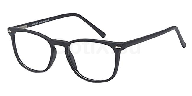 Black MONT928 Glasses, MONTEREY TEENS