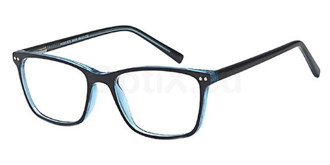 Navy MONT929 Glasses, MONTEREY TEENS