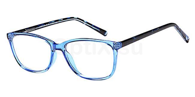 Blue MONT931 Glasses, MONTEREY TEENS