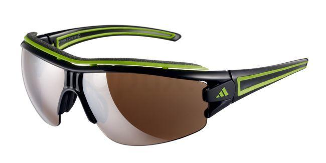 a168 00 6050 a168 Evil Eye Halfrim Pro S (1/2) Sunglasses, Adidas