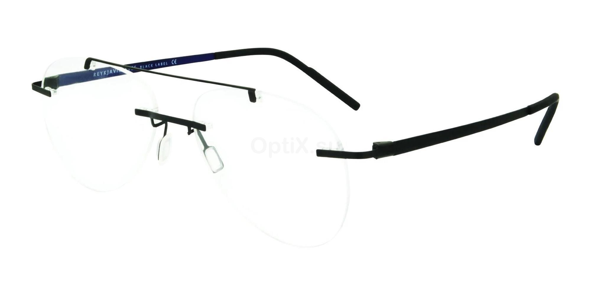 С1 ALBA Glasses, Reykjavik Eyes Black Label