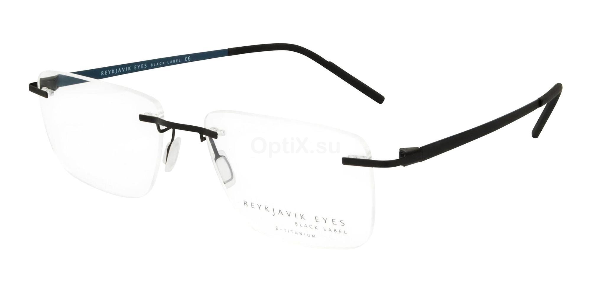 С1 IVAN Glasses, Reykjavik Eyes Black Label