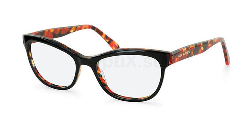 BLK L912 Glasses, Lulu Guinness Eyewear