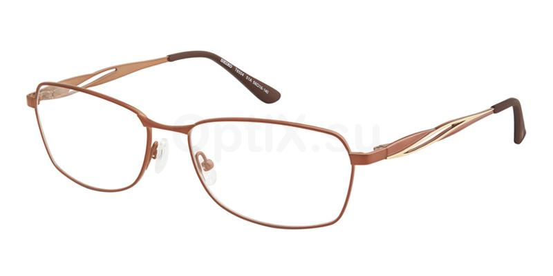 51A 6504 Glasses, Seiko