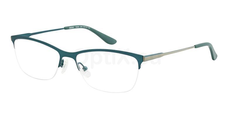 26A 6509 Glasses, Seiko