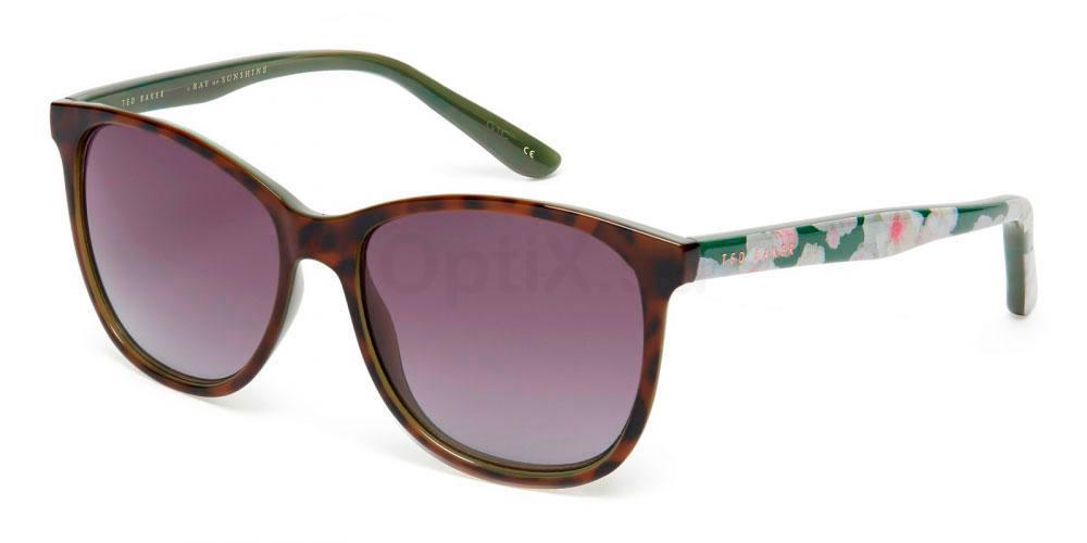 112 TB1496 Sunglasses, Ted Baker London