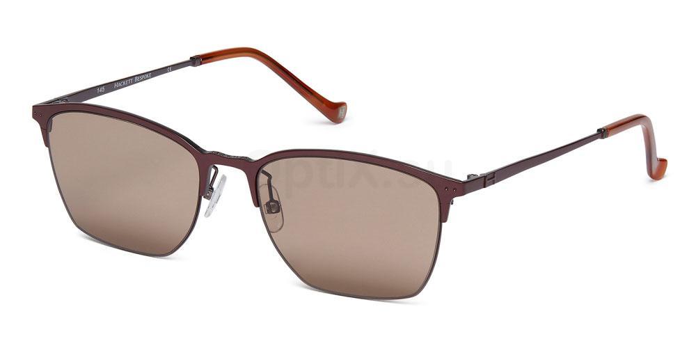175 HSB893 Sunglasses, Hackett London Bespoke