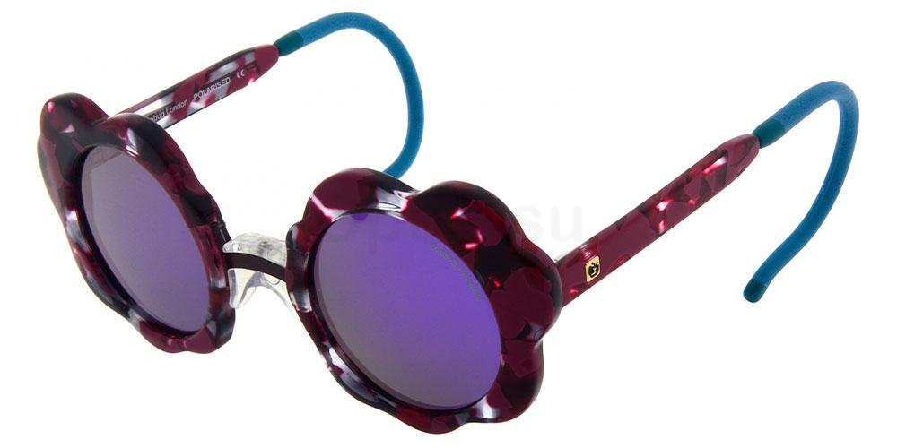 253 ZB5010 Sunglasses, Zoobug Kids