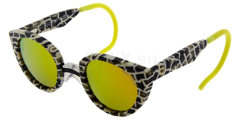 019 ZB5014 Sunglasses, Zoobug Kids