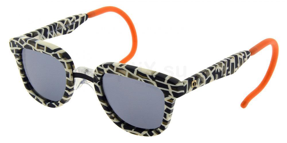 019 ZB5022 Sunglasses, Zoobug Kids