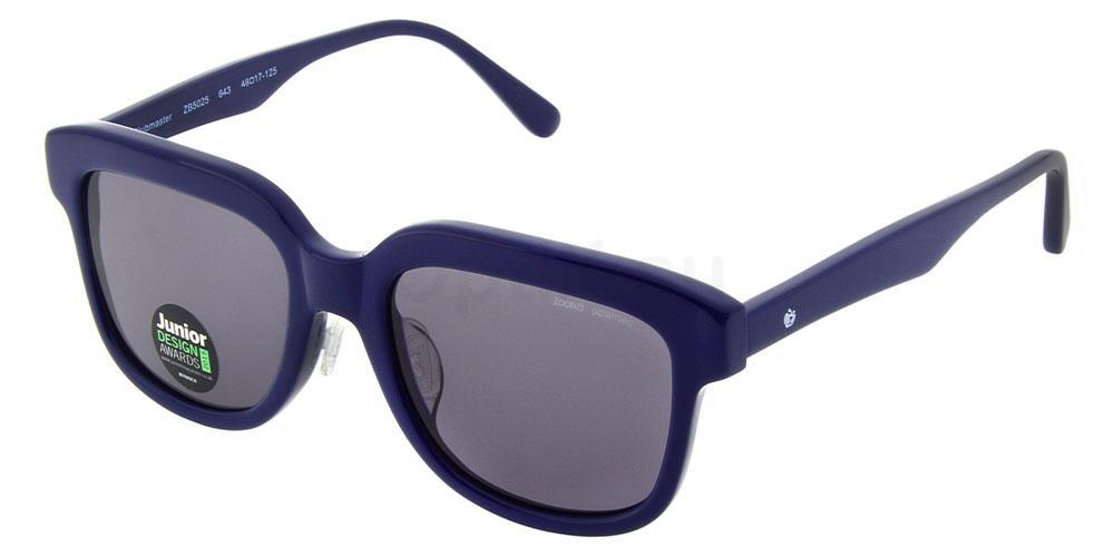 643 ZB5025 Sunglasses, Zoobug Kids