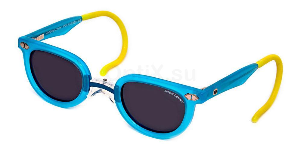 609 ZBSQFA Sunglasses, Zoobug Kids