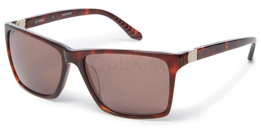 102 SP3001 Sunglasses, Spine