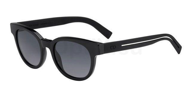LUH (HD) BLACKTIE182S Sunglasses, Dior Homme