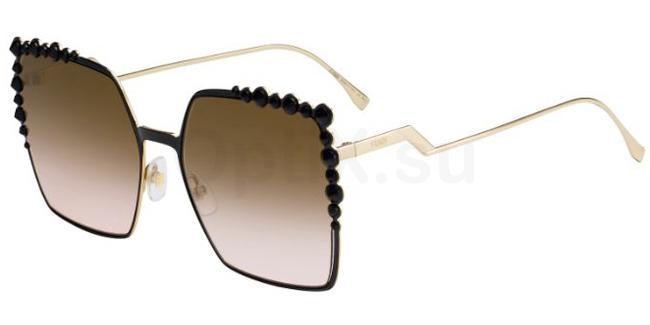 2O5  (53) FF 0259/S Sunglasses, Fendi