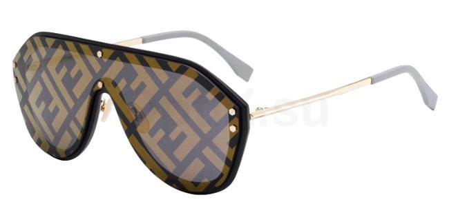 2M2 (7Y) FF M0039/G/S Sunglasses, Fendi