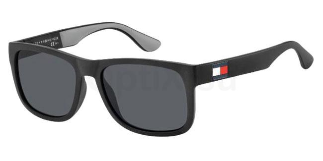 08A (IR) TH 1556/S Sunglasses, Tommy Hilfiger