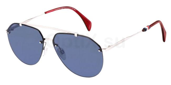 010 (KU) TH 1598/S Sunglasses, Tommy Hilfiger