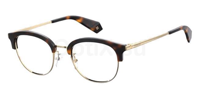 0AM PLD D368/F Glasses, Polaroid
