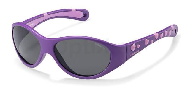 0Q9 (Y2) P0401 Sunglasses, Polaroid Kids
