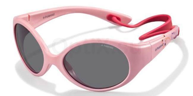 NM9 (Y2) PLD 8010/S Sunglasses, Polaroid Kids