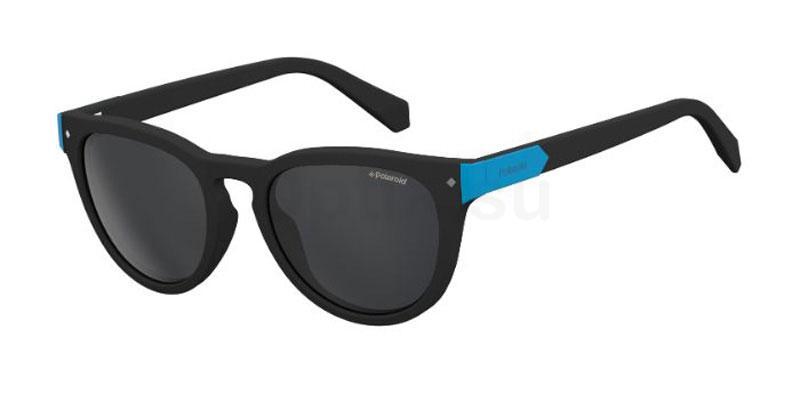 003 (M9) PLD 8026/S Sunglasses, Polaroid Kids