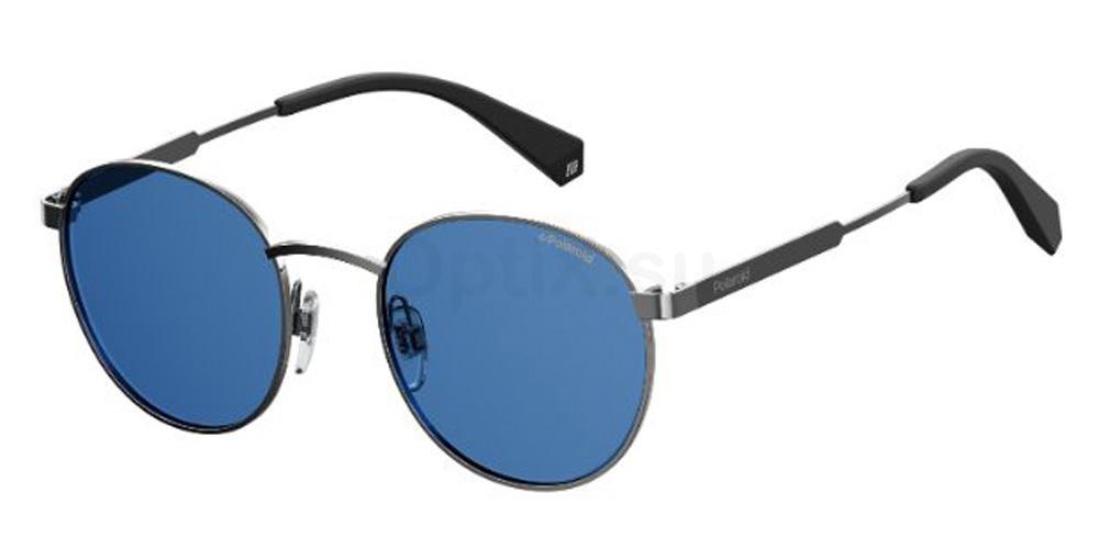 PJP (Z7) PLD 2053/S Sunglasses, Polaroid