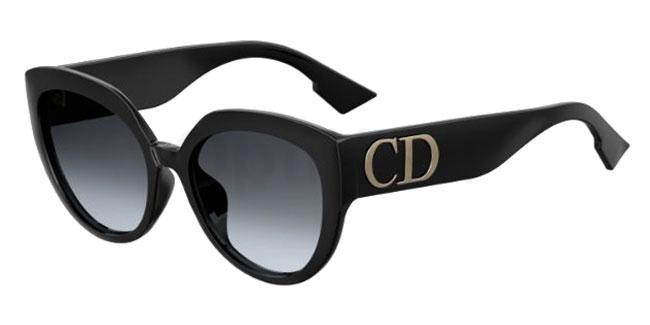 807 (1I) DDIORF Sunglasses, Dior