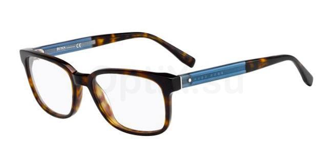 UHO BOSS 0805 Glasses, BOSS Hugo Boss
