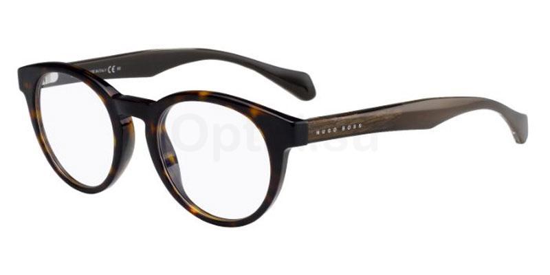 1JC BOSS 0913 Glasses, BOSS Hugo Boss