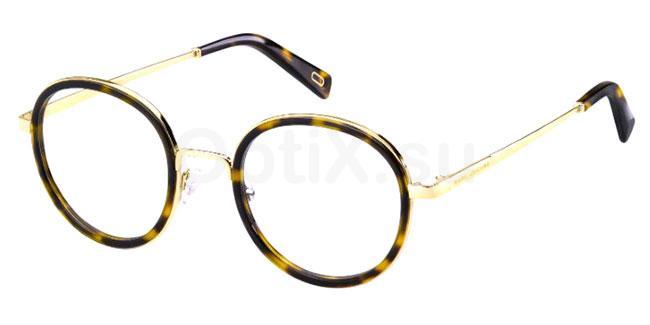 086 MARC 396 Glasses, Marc Jacobs