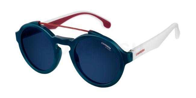 0JU  (KU) CARRERA 1002/S Sunglasses, Carrera