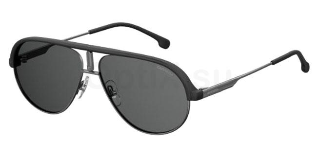 RZZ (2K) CARRERA 1017/S Sunglasses, Carrera