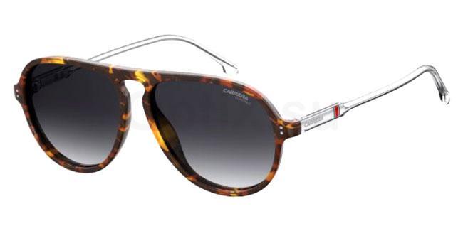 086 (9O) CARRERA 198/S Sunglasses, Carrera