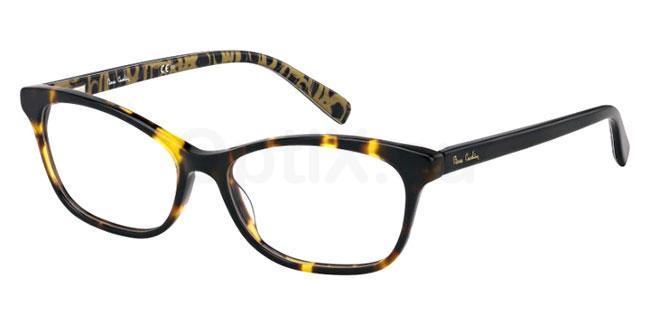 086 P.C. 8469 Glasses, Pierre Cardin