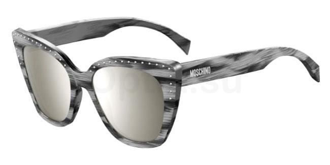 79D (T4) MOS005/S Sunglasses, Moschino