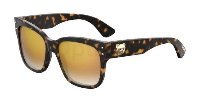 086 (JL) MOS008/S Sunglasses, Moschino