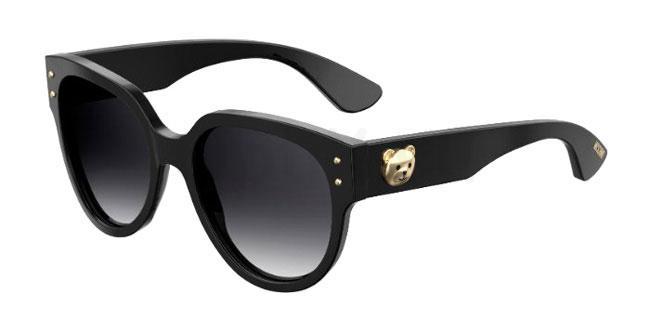 807 (9O) MOS013/S Sunglasses, Moschino
