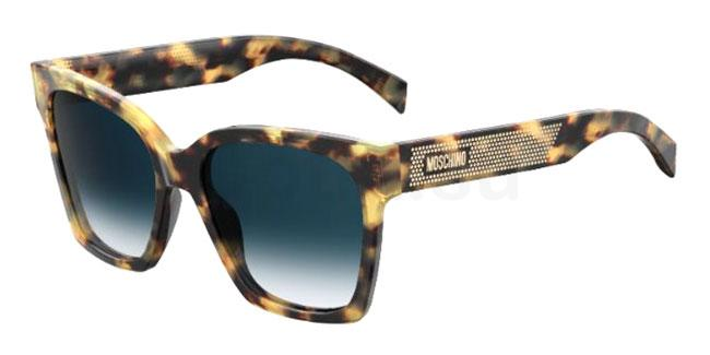 086 (08) MOS015/S Sunglasses, Moschino