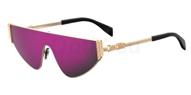 000 (VQ) MOS022/S Sunglasses, Moschino