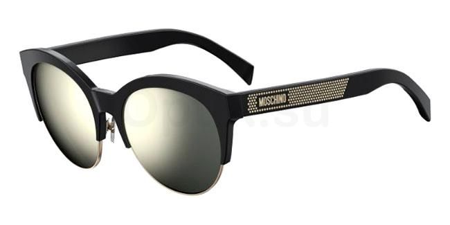 807 (UE) MOS027/F/S Sunglasses, Moschino