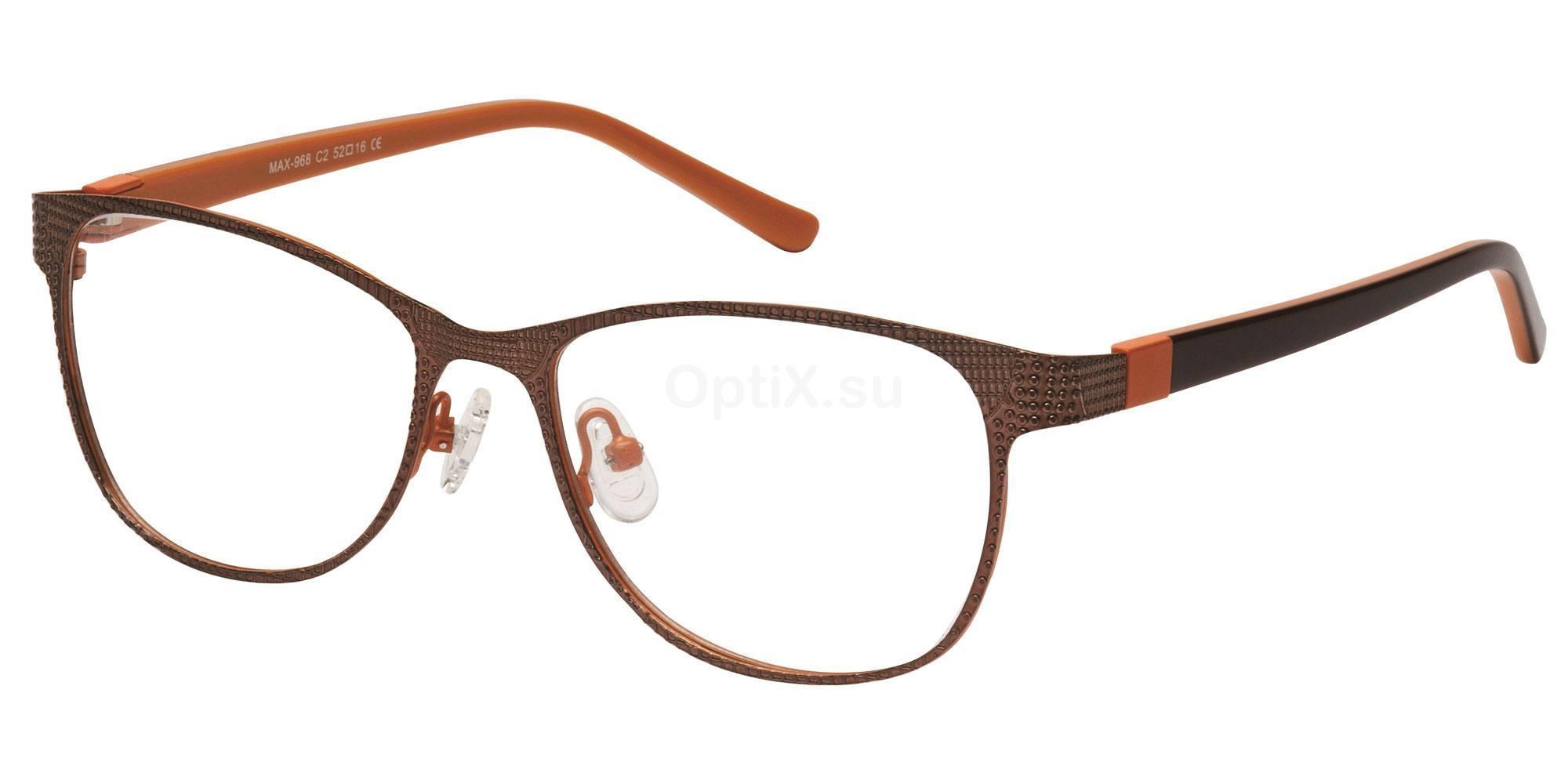 C2 M968 , Max Eyewear
