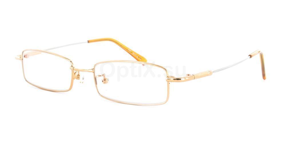 Gold 707 Glasses, Infinity