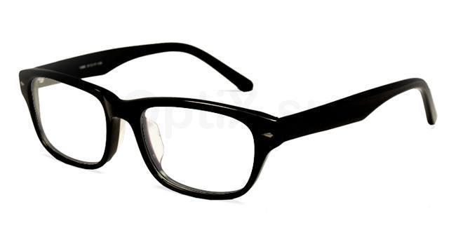 Black 1085 Glasses, Infinity